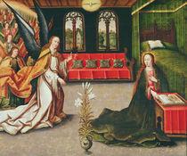 Annunciation von Flemish School