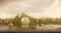 Pope's Villa, Twickenham, c.1765 by Joseph Nickolls