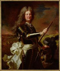 Portrait of Charles-Auguste de Matignon by Hyacinthe Francois Rigaud
