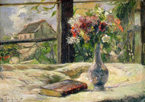 Vase of Flowers von Paul Gauguin