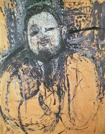 Diego Rivera 1916 by Amedeo Modigliani