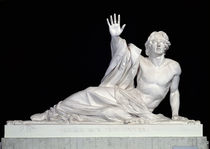 Monument to the memory of Charles-Artus de Bonchamps 1825 von Pierre Jean David d'Angers