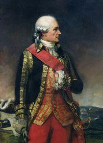 Jean-Baptiste de Vimeur Count of Rochambeau by Charles-Philippe Lariviere