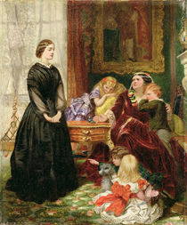 The Governess, 1860