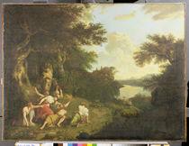 The Death of Orpheus, c.1770 by Thomas & Mortimer,John Hamilton Jones