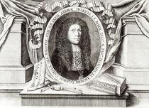 Heinrich Ignaz Franz von Biber by Paulus Seel