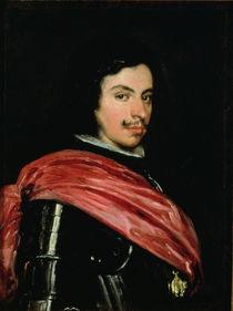 Portrait of Francesco I d'Este 1639 von Diego Rodriguez de Silva y Velazquez