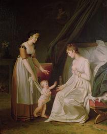 The Breastfeeding Mother von Marguerite Gerard