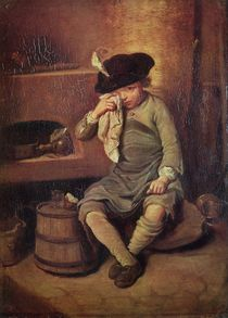 The Penitent Child by Nicolas-Bernard Lepicie