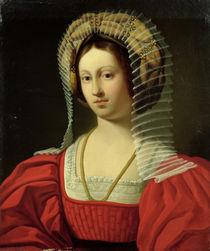Giovanna I Queen of Naples von Amedee Gras