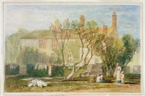 Steeton Manor House, near Farnley by Joseph Mallord William Turner