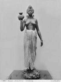 Foulah woman, 1904 von Henri Allouard
