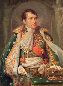 Napoleon I King of Italy, c.1805-10 by Andrea the Elder Appiani