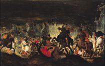 The Battle of Zama, 202 BC von Otto van Veen