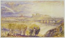 Carlisle, c.1832 von Joseph Mallord William Turner