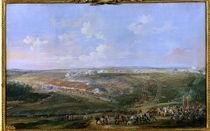 The Battle of Fontenoy, 11th May 1745 von Louis Nicolas van Blarenberghe