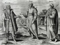 Manasseh Amon and Josiah von Dutch School