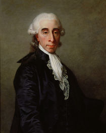 Jean-Sylvain Bailly, 1789 by Jean Laurent Mosnier