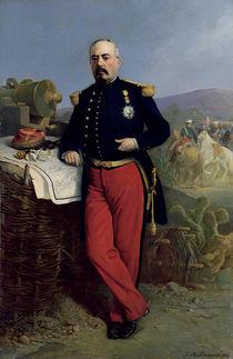 Achille Bazaine 1867 von Jean Adolphe Beauce