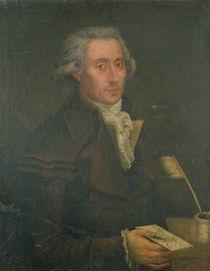 Georges Couthon von Francois Bonneville