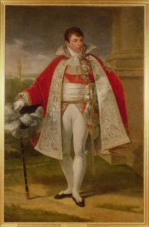 Geraud-Christophe-Michel Duroc Duke of Frioul by Baron Antoine Jean Gros