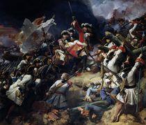 Battle of Denain, 24th July 1712 by Jean Alaux