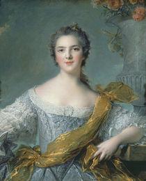 Victoire de France at Fontevrault by Jean-Marc Nattier