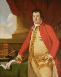 An Unknown Man, c.1764-69 by Tilly Kettle