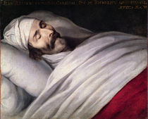 Cardinal Richelieu on his Deathbed by Philippe de Champaigne