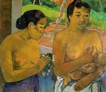 The Offering, 1902 von Paul Gauguin