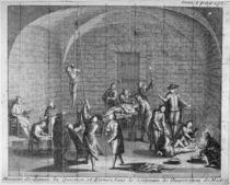 Scene of Torture during the Spanish Inquisition von Dutch School