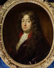 Portrait presumed to be Jean Racine by Pierre Mignard