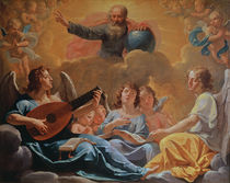 A Concert of Angels by Philippe de Champaigne