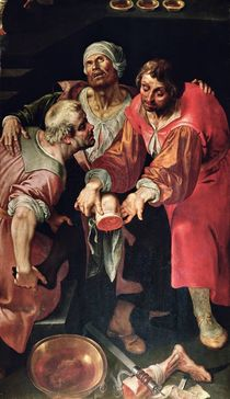 The Charity of St. Cosmas and St. Damian by Frans the Elder Francken