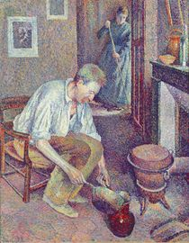 The Coffee, 1892 von Maximilien Luce