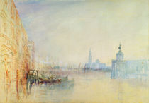 Venice, The Mouth of the Grand Canal von Joseph Mallord William Turner
