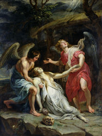 Ecstasy of Mary Magdalene, c.1619-20 von Peter Paul Rubens