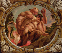 Scorpio, from the Signs of the Zodiac by Jacob Jordaens