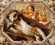 Taurus, from the Signs of the Zodiac by Jacob Jordaens