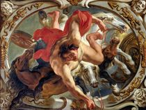 Cancer, from the Signs of the Zodiac by Jacob Jordaens
