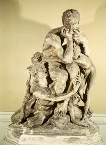 Ugolino and his Sons von Jean-Baptiste Carpeaux