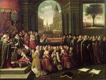 The Tyranny of the Duke of Alba von Flemish School