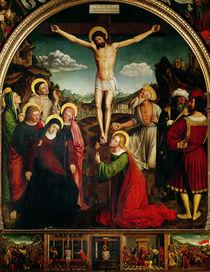 Crucifixion von Ludovico Brea