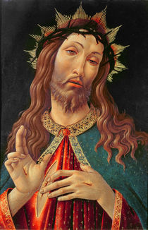 Ecce Homo, or The Redeemer von Sandro Botticelli