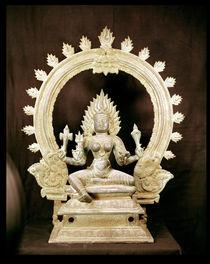 Kali, from Vijayanagar by Indian School