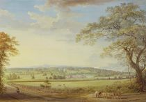 Whatman Turkey Mill in Kent von Paul Sandby