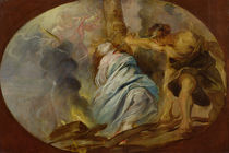 The Martyrdom of St. Lucy, c.1620 by Peter Paul Rubens