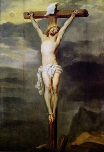 Christ on the Cross, 1627 von Anthony van Dyck