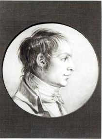 Portrait presumed to be Joseph Bonaparte von Jacques Reattu