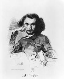 Charles Baudelaire 1844 von Emile Deroy